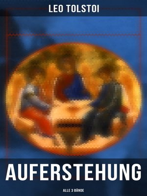 cover image of Auferstehung (Alle 3 Bände)