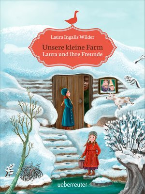 cover image of Unsere kleine Farm--Laura und ihre Freunde (Bd. 3)