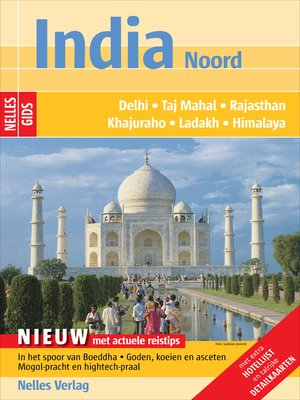 cover image of Nelles Gids India Noord