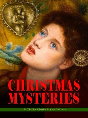 cover image of Christmas Mysteries--20 Thriller Classics in One Volume