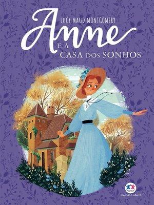 cover image of Anne e a Casa dos Sonhos