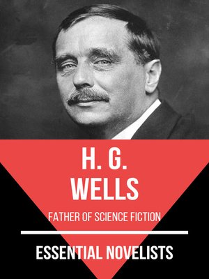 cover image of Essential Novelists--H. G. Wells