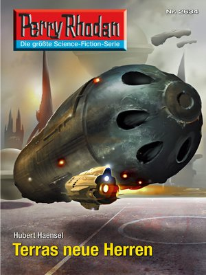 cover image of Perry Rhodan 2634