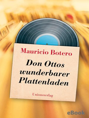 cover image of Don Ottos wunderbarer Plattenladen