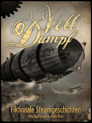 cover image of Voll Dampf