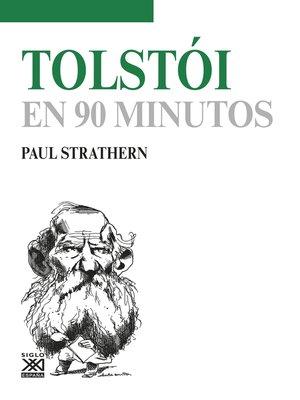 cover image of Tolstói en 90 minutos