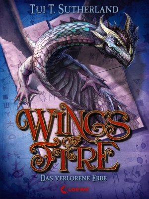 cover image of Wings of Fire 2--Das verlorene Erbe