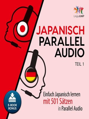 cover image of Japanisch Parallel Audio--Teil 1