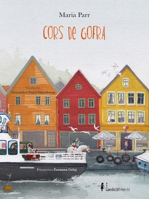 cover image of Cors de gofra