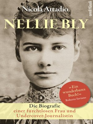 cover image of Nellie Bly