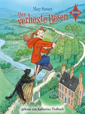 cover image of Der verhexte Besen