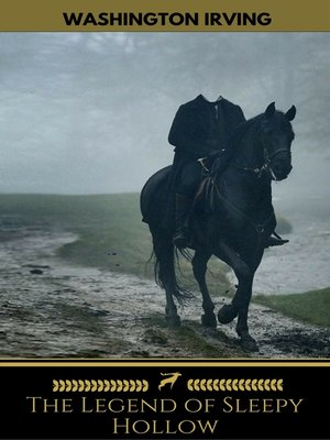 cover image of The Legend of Sleepy Hollow (Golden Deer Classics)