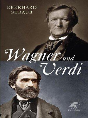 cover image of Wagner und Verdi