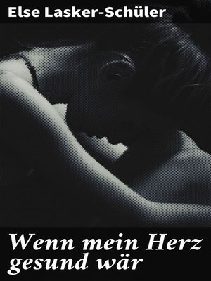 cover image of Wenn mein Herz gesund wär