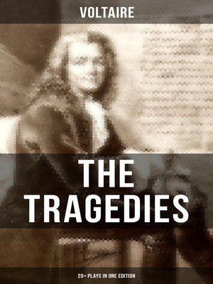 cover image of The Tragedies of Voltaire (20+ Plays in One Edition)