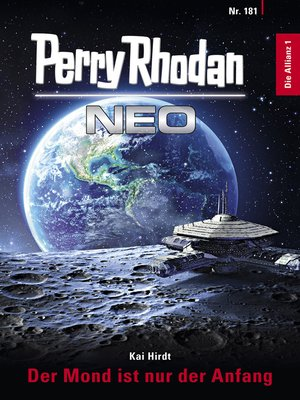 cover image of Perry Rhodan Neo 181