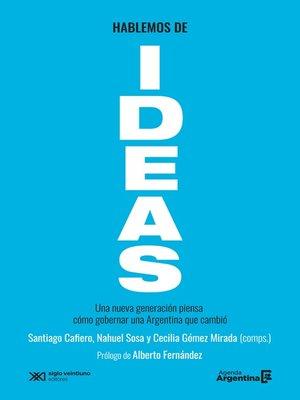 cover image of Hablemos de ideas
