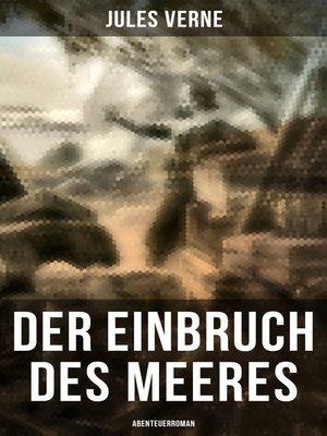 cover image of Der Einbruch des Meeres