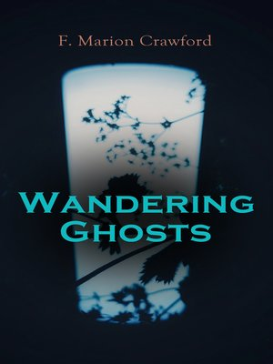 cover image of Wandering Ghosts