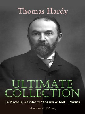 cover image of THOMAS HARDY Ultimate Collection