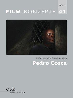 cover image of Film-Konzepte 41