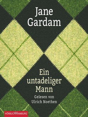 cover image of Ein untadeliger Mann