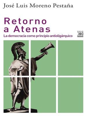 cover image of Retorno a Atenas