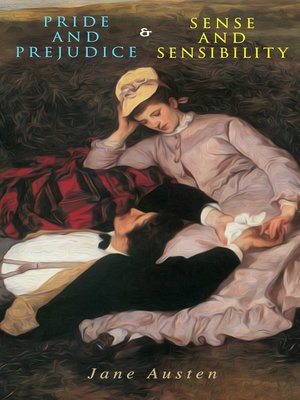 cover image of Pride and Prejudice & Sense and Sensibility