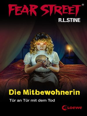cover image of Fear Street 30--Die Mitbewohnerin