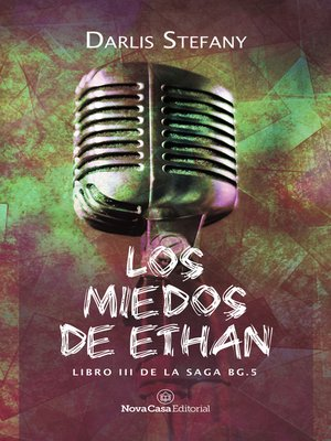 cover image of Los miedos de Ethan