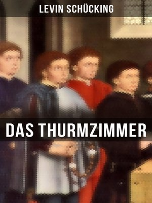 cover image of Das Thurmzimmer
