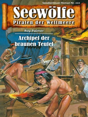 cover image of Seewölfe--Piraten der Weltmeere 222