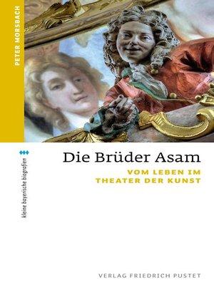 cover image of Die Brüder Asam