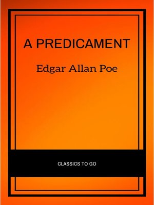 cover image of A Predicament