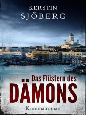 cover image of Das Flüstern des Dämons