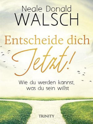 cover image of Entscheide dich jetzt!