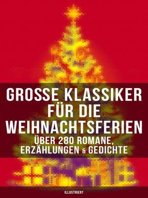 cover image of Große Klassiker für die Weihnachtsferien