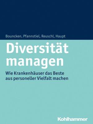 cover image of Diversität managen