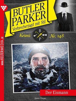 cover image of Butler Parker 148 – Kriminalroman