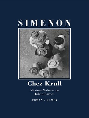 cover image of Chez Krull