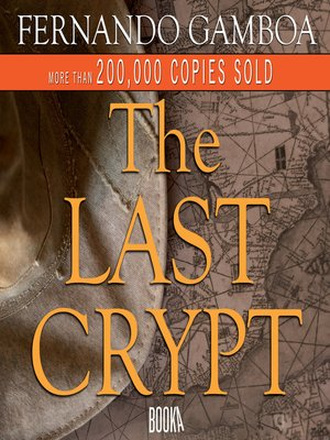 cover image of The last crypt