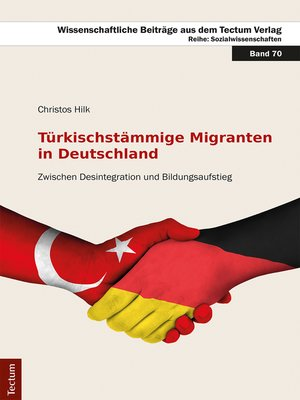 cover image of Türkischstämmige Migranten in Deutschland