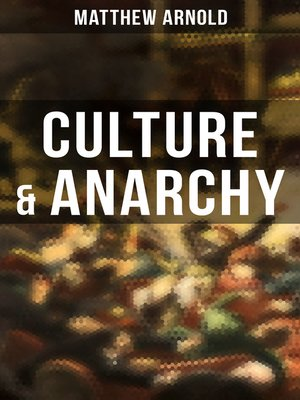 cover image of Culture & Anarchy