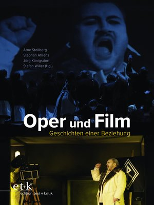 cover image of Oper und Film