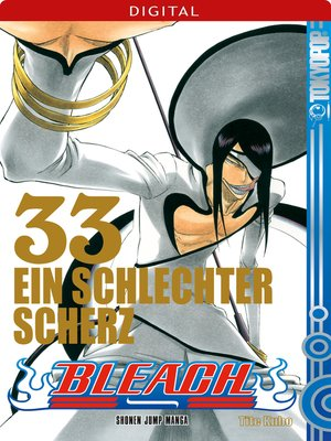 cover image of Bleach 33