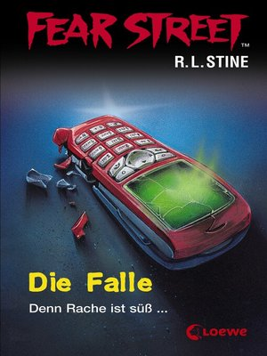 cover image of Fear Street 31--Die Falle