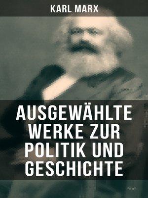 cover image of Ausgewählte Werke zur Politik und Geschichte