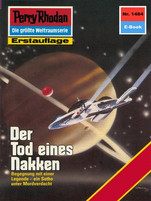 cover image of Perry Rhodan 1484