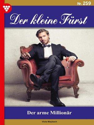 cover image of Der kleine Fürst 259 – Adelsroman