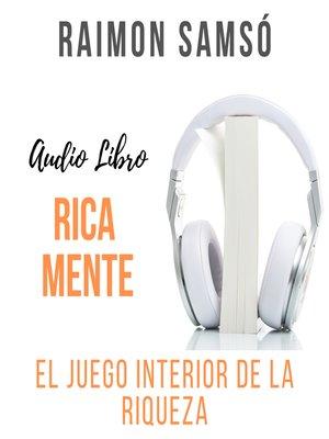 cover image of Rica Mente